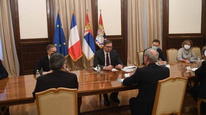 Vučić: Dobri odnosi sa Francuskom od izuzetne važnosti za Srbiju 5