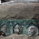 Nove otkriće u Pompeji: Arheolozi pronašli ceremonijalne kočije 4