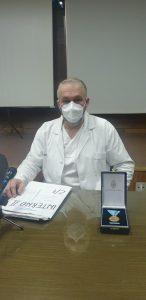 Načelnik internog odeljenja Opšte bolnice Pirot među dobitnicima zlatne medalje za Dan državnosti 2