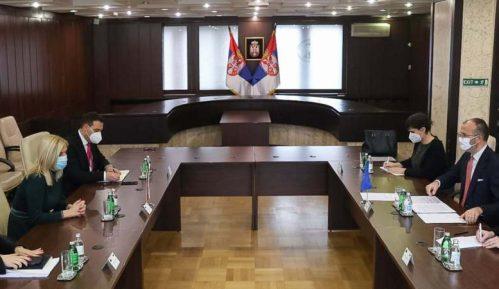Ministarka pravde i ambasador EU o promeni Ustava Srbije 4