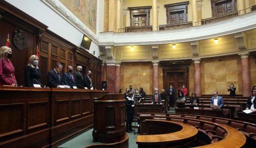 Novoizabrane sudije položile zakletvu u Skupštini 9
