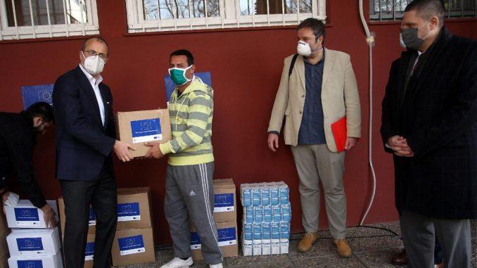 Fabrici: Pandemija pogodila sve, najteže najugroženijima 1