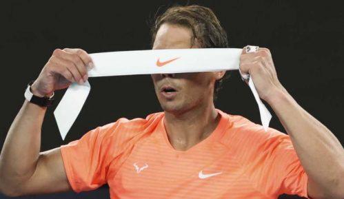 Cicipas posle velikog preokreta pobedio Nadala za polufinale Australijan opena 5