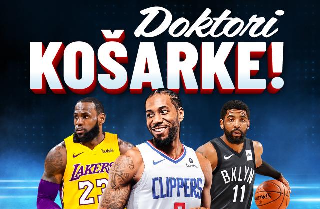 Kladi se na svoje omiljene NBA strelce i timove 2