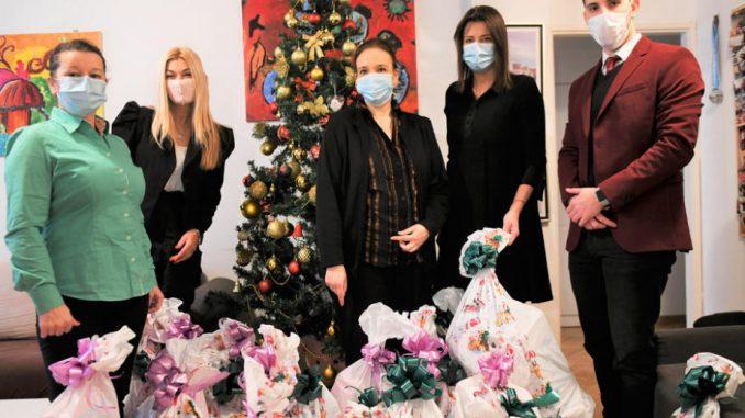 Radost koja nema cenu - Meridian podelio paketiće za najmlađe u celoj Srbiji 3