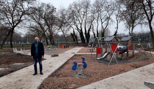 Radojičić: Ada Ciganlija dobija inkluzivno dečje igralište 3