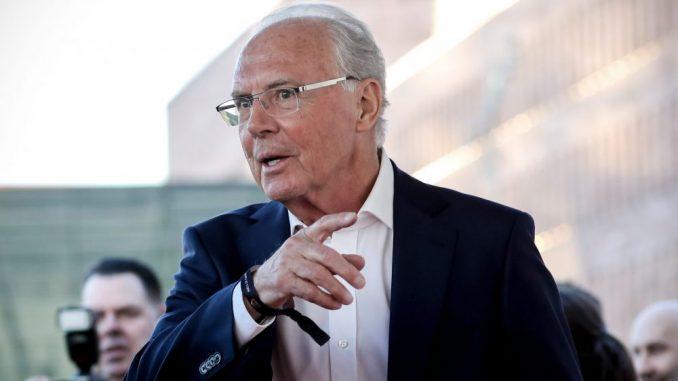 FIFA zatvorila slučaj protiv Franca Bekenbauera 1