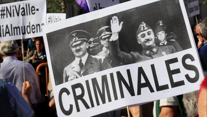 Španija: Uklonjen poslednji spomenik diktatora Franciska Franka 2