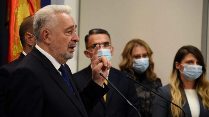 Krivokapić: U Beograd samo po pozivu 3