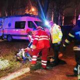 U požaru u bolnici u Ukrajini poginuli KOVID-pacijenti i lekar 11
