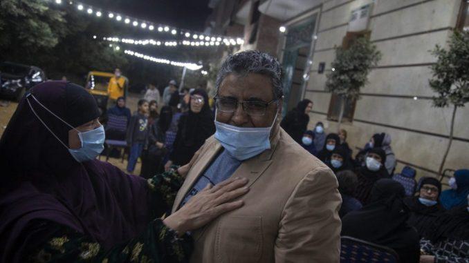 Mahmud Husein: Konačno slobodan 7