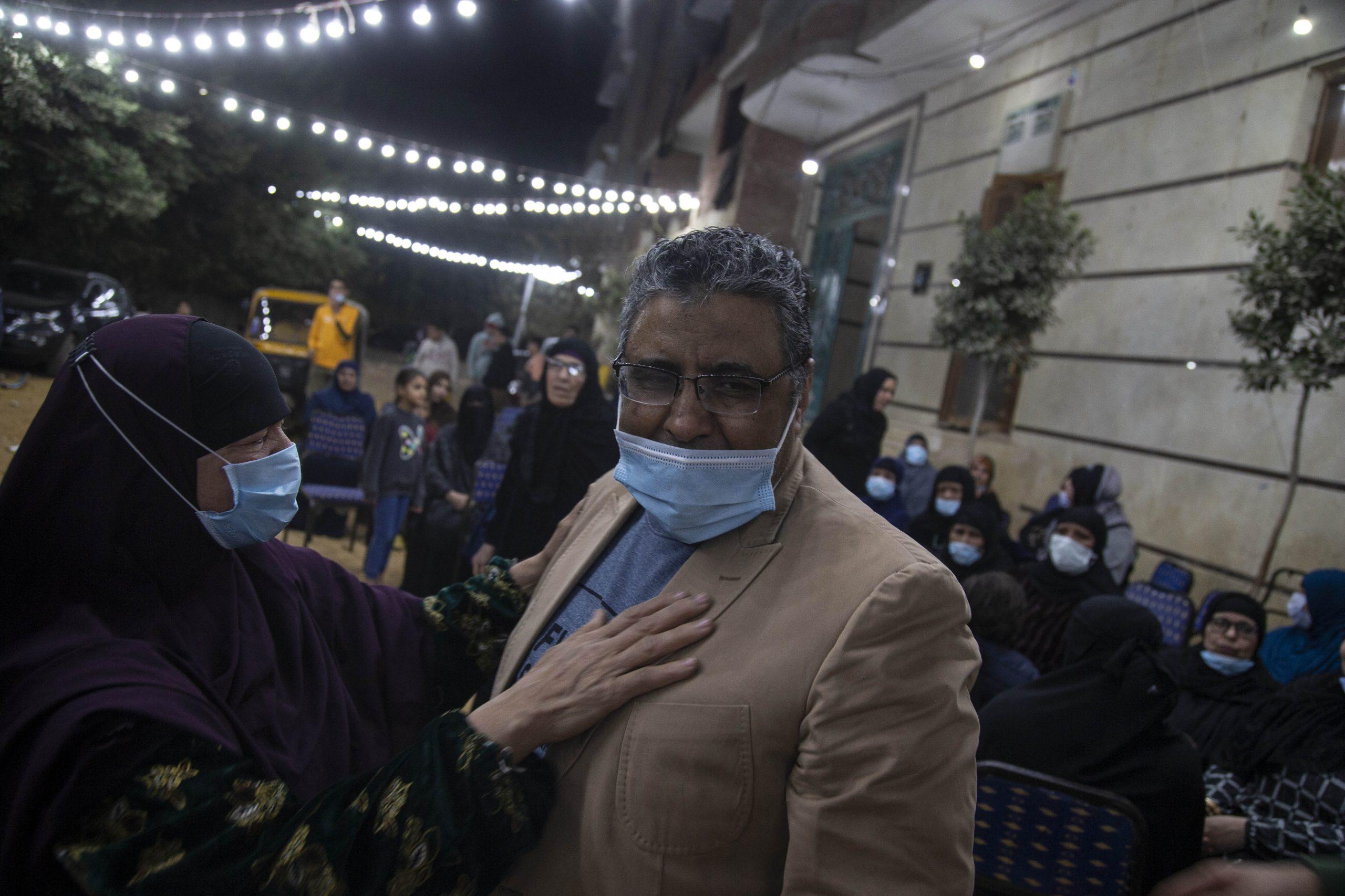 Mahmud Husein: Konačno slobodan 1