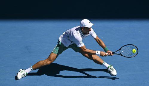 Đoković i dalje prvi, Medvedev od danas na drugom mestu ATP liste 2