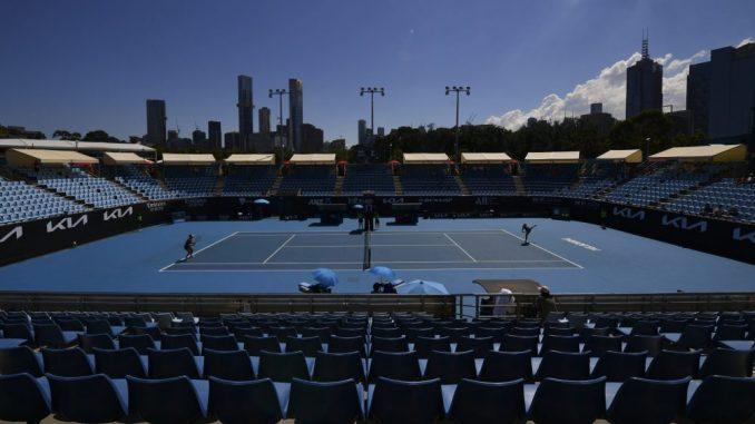 Šestoro srpskih tenisera u četvrtak na Australijan openu 5