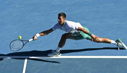 Đoković izjednačio Federerov rekord po broju nedelja na prvom mestu 4