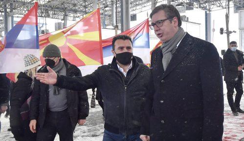 Zbog poklonjenih vakcina mogućnost da državljani Srbije ne plaćaju putarinu u S. Makedoniji 2