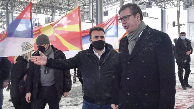 Zbog poklonjenih vakcina mogućnost da državljani Srbije ne plaćaju putarinu u S. Makedoniji 1
