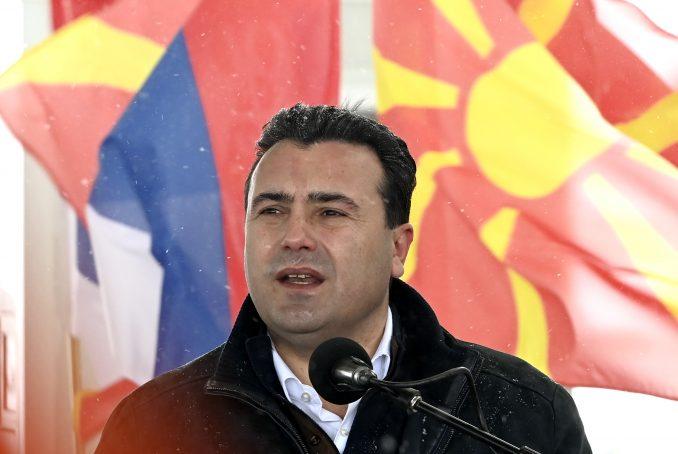 Zaev: Saradnja Beograda i Skoplja se stalno unapređuje, donacija vakcina čin bratske ljubavi 4