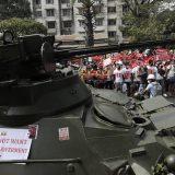Nekoliko hiljada ljudi i danas na ulicama Mjanmara 11