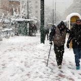 U Grčkoj dve osobe stradale u talasu hladnoće i snežnim padavinama 11
