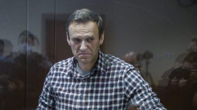 Navaljni u kaznenoj koloniji 200 kilometara od Moskve 1