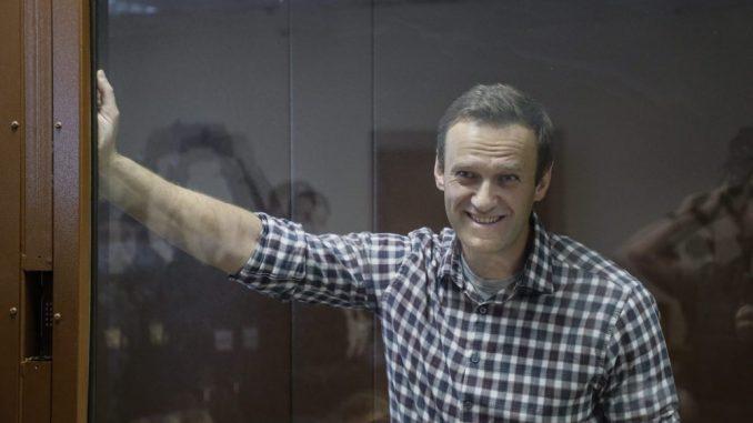 Navaljni prebačen u drugu zatvorsku bolnicu zbog štrajka glađu 5