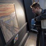 Muzej Norveške: Autor natpisa na slici Krik, sam umetnik - Edvard Munk 15