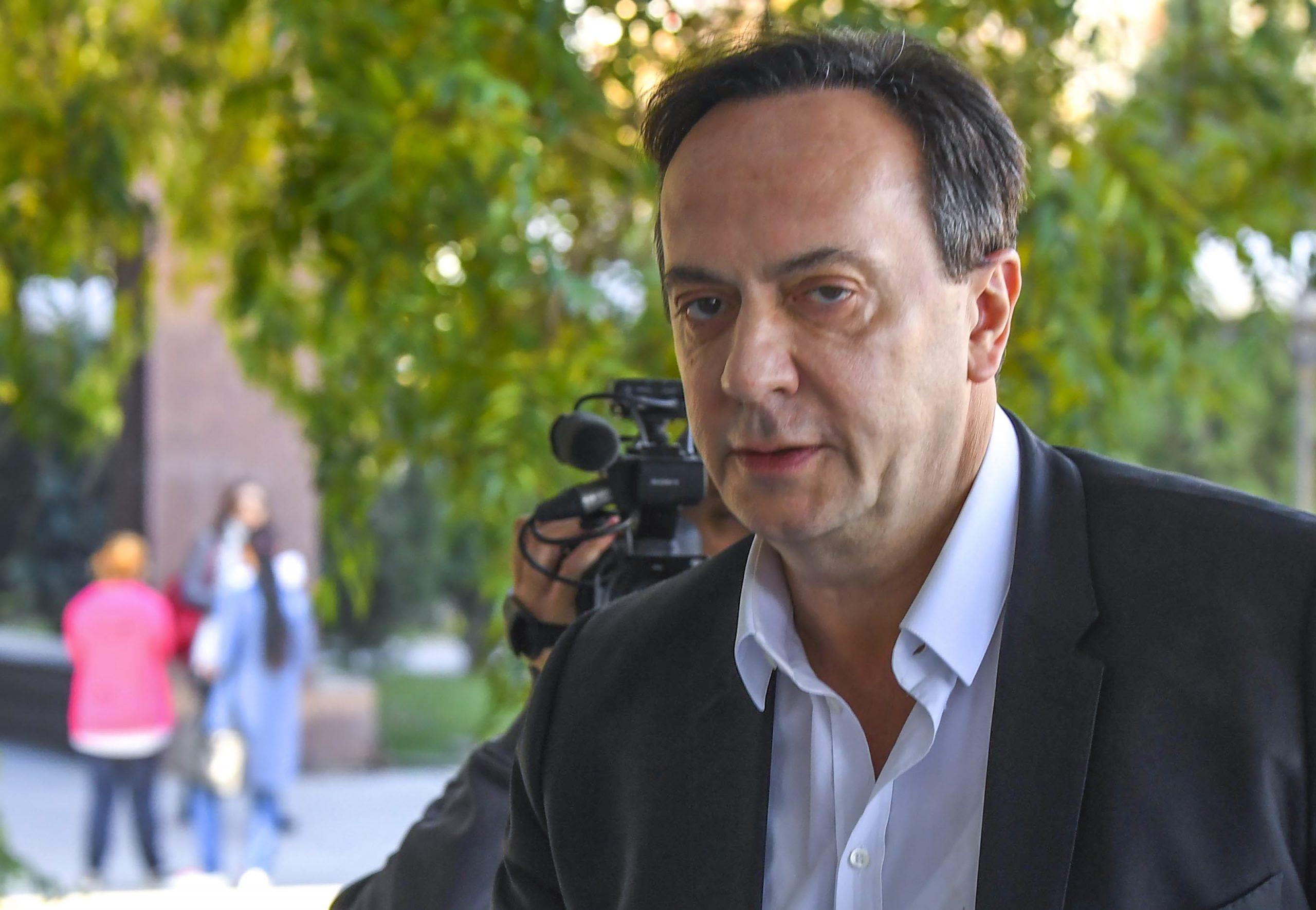 Bivši direktor Državne bezbednosti S.Makedonije u Tužilaštvu posle dva dana bekstva 2