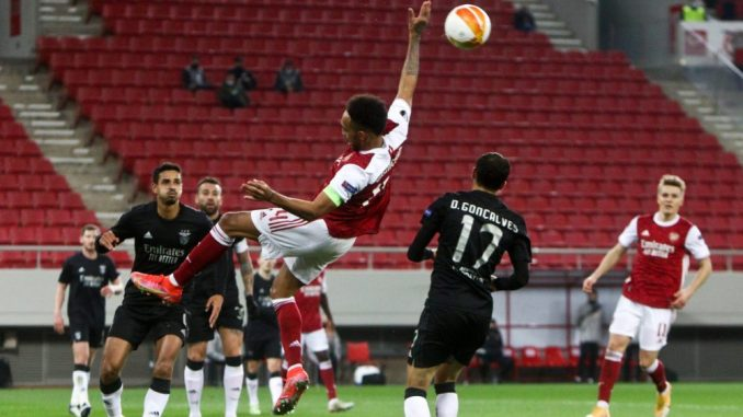 Arsenalov preokret protiv Benfike, eliminisani Hofenhajm, Napoli i Salcburg 1