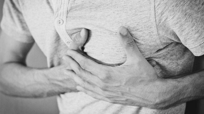 Simptomi miokarditisa kod obolelih od kovida 19 1