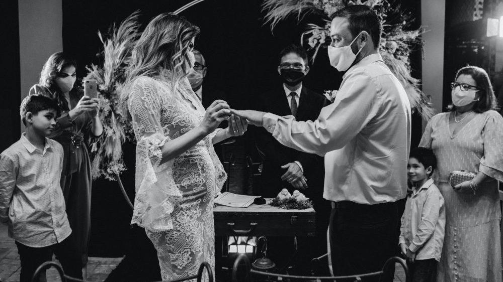 Kako izgledaju venčanja i svadbe u doba korone? 2