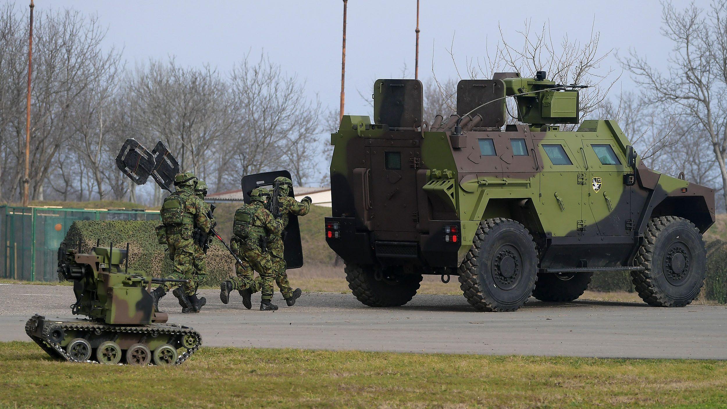 Pripadnik Kopnene vojske Srbije preminuo tokom priprema vojne vežbe 'Munjeviti udar 2021' 1