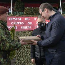 Vučić: Srbija mora da uradi sve što može da odvrati svakog potencijalnog agresora (FOTO) 4