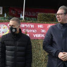 Vučić: Srbija mora da uradi sve što može da odvrati svakog potencijalnog agresora (FOTO) 3