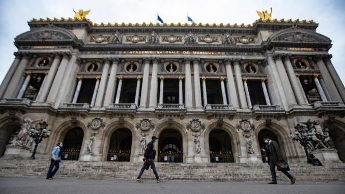 O odluci pariske Opere da angažuje veći broj 'obojenih' umetnika 1