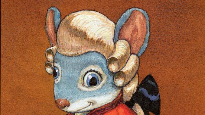 Muzikalni miš u uzbudljivim klavirskim avanturama 4