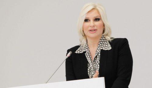 Mihajlović i šef Misije OEBS-a: Dalje unapređenje rodne ravnopravnosti u Srbiji 1