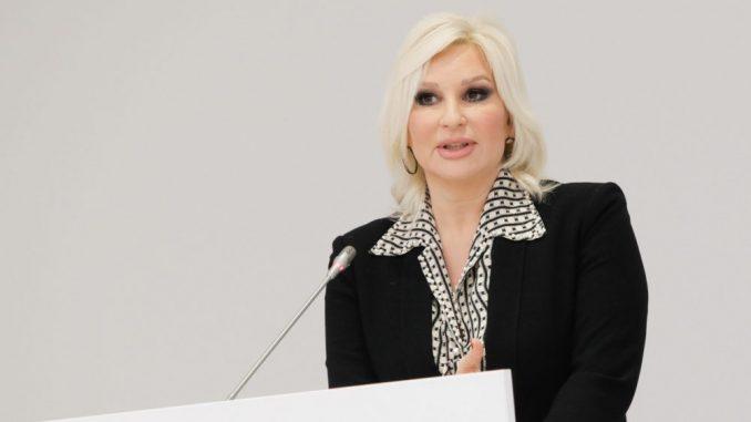 Mihajlović i šef Misije OEBS-a: Dalje unapređenje rodne ravnopravnosti u Srbiji 8