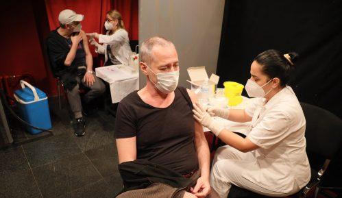 U Narodnom pozorištu u Beogradu organizovana vakcinacija 13