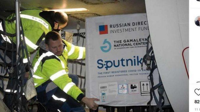 Stiglo 100.000 doza Sputnjika 5