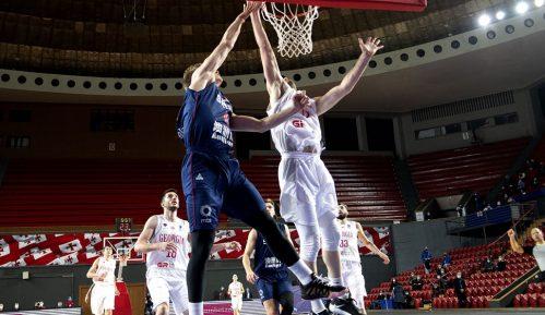 Košarkaši Srbije se plasirali na Evropsko prvenstvo pobedom protiv Gruzije 1