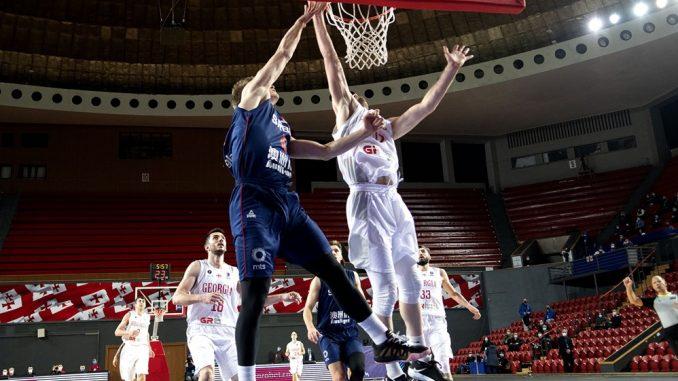 Košarkaši Srbije se plasirali na Evropsko prvenstvo pobedom protiv Gruzije 5