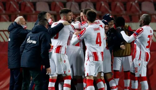Fudbaleri Zvezde krenuli na revanš utakmicu u Milano 12