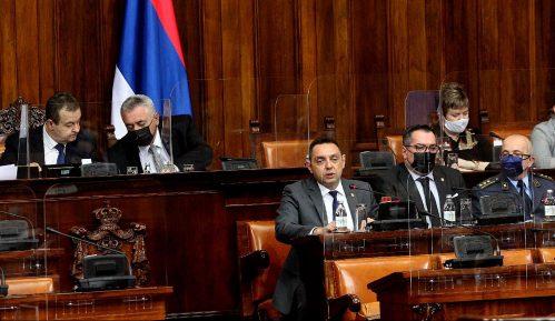 Vulin: Vučić lično učestvovao u donošenju odluka u akciji hapšenja 10