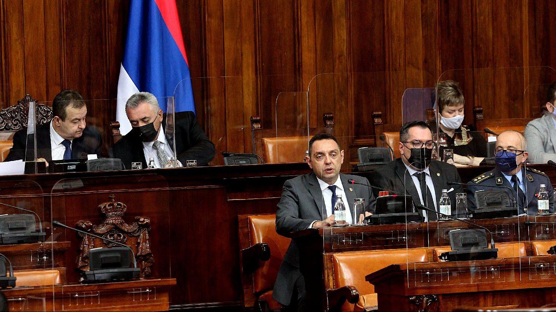 Vulin: Vučić lično učestvovao u donošenju odluka u akciji hapšenja 1
