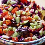 Obrok salate kao zamena za ručak 3