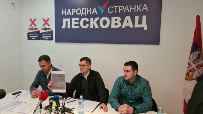"""Jeremić: Narodna stranka objavila rat korupciji, meta nam je """"Milenijum tim"""" 4"""