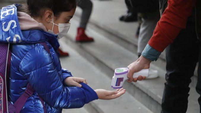 U Obrenovcu 40 odsto školske dece pozitivno na korona virus 1