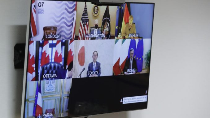 Bajden objavio da se transatlantski savez vratio, upozorio protiv ekonomskih zloupotreba Kine 3