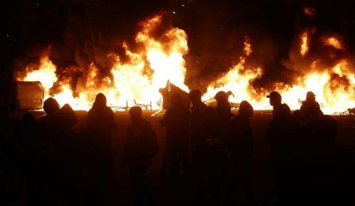 Nasilje na protestima u Španiji, premijer osudio nerede 9